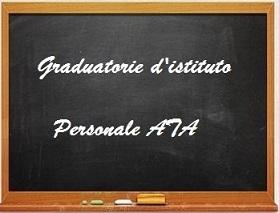 Graduatorie definitive personale ATA
