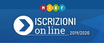 Iscrizioni online a.s. 2019-20 classi prime