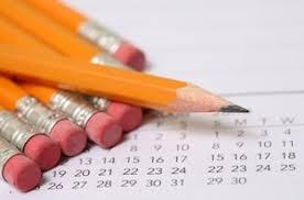 calendario adempimenti didattici di fine anno