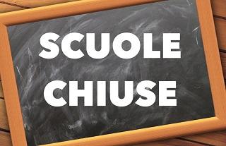 Allerta Meteo, ordinanza sindacale: scuole chiuse martedì 27, mercoledì 28 febbraio e giovedì 1 marzo 2018. Le lezioni riprenderanno venerdì 2 marzo 2018